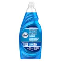 Détergent liquide pour le nettoyage à la main des casseroles Dawn Professional, 1,12 L