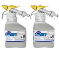 Nettoyant à usage général avec peroxyde d'hydrogène PERdiem Diversey, 1,5 l, prêt à l'emploi, caisse de 2