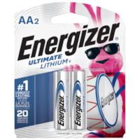 Piles Ultimate Lithium Energizer AA, emb. de 2