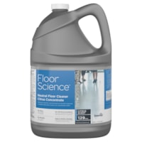 Diversey Floor Science Neutral Floor Cleaner Citrus Concentrate, 3.78 L