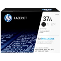 HP 37A Black High Yield Original Laserjet Toner Cartridge (CF237A)
