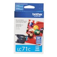 Brother Innobella Cyan Standard Yield Ink Cartridge (LC71CS)