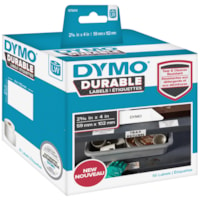 DYMO LabelWriter Durable Coated Polypropylene Shipping Labels
