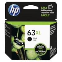 HP 63XL Black High Yield Ink Cartridge (F6U64AN)
