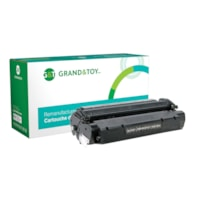 Grand & Toy Remanufactured HP 15X Black High Yield Toner Cartridge (C7115X)