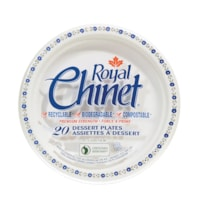 Assiettes Royal Chinet