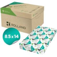 Rolland Enviro Copy Paper, White, Legal Size, Ream