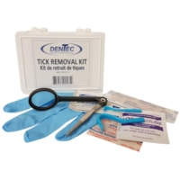Dentec Safety Tick Removal Kit, Large