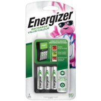 Energizer Value Charger With 4