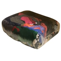 Chiffons t-shirts colorés Globe Commercial Products, sac de 25 lb