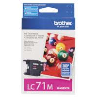 Brother Innobella Magenta Standard Yield Ink Cartridge (LC71MS)