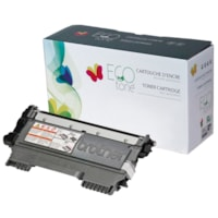 EcoTone Black Standard Yield Remanufactured Brother TN450BK Toner Cartridge (RBRTN450)