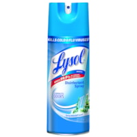 Désinfectant en vaporisateur Lysol, parfum de chute d'eau printanière, 350 g