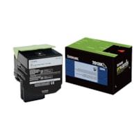 Lexmark 701XK Black Extra-High Yield Return Program Toner Cartridge (70C1XK0)