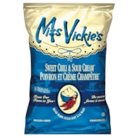 Miss Vickie's Potato Chips, Sweet Chili & Sour Cream, 40 g, 40/CT