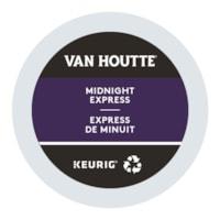 Dosettes K-Cup de café Van Houtte, express de minuit, boîte de 24