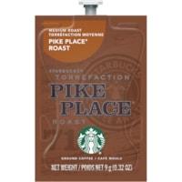 Flavia Starbucks Single-Serve Coffee Freshpacks, Pike Place Roast, 80/CT