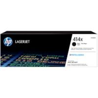 HP 414X Black High Yield Toner Cartridge (W2020X)