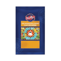 Timothy's Ground Coffee, Decaffeinated Colombian, 24/Bx