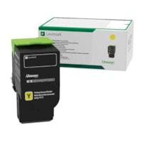 Lexmark Yellow Return Program Toner Cartridge (C2310Y0)
