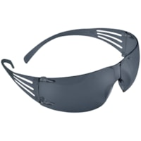 3M SecureFit Protective Eyewear, Grey Anti-Fog Lens, Frameless with Grey Temple