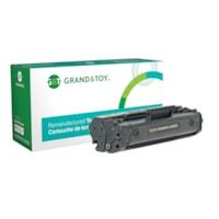 Grand & Toy Remanufactured HP 92A Black Standard Yield Toner Cartridge (C4092A)