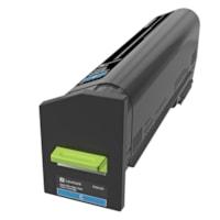 Lexmark CX860 Cyan Ultra-High Yield Toner Cartridge (82K0U20)