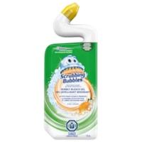 Nettoyant javellisant moussant pour cuvette au parfum d'agrumes Scrubbing Bubbles