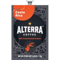 Flavia Alterra Single-Serve Coffee Freshpacks, Costa Rica, Light Roast, 100/CT
