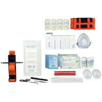 SAFECROSS Basic First Aid Kit Refill, British Columbia, Level 3, #3, Unitized