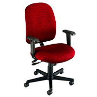 Grand & Toy 200 Series High-Back Multi-Tilter Chair