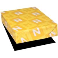 Papier cartonné Astrobrights Neenah, format lettre, certifié FSC et Green Seal, 80 lb, rame