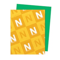 Neenah Astrobrights Gamma Green Paper, Letter-Size, FSC And Green Seal Certified, 24 lb., Ream
