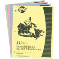 Hilroy Canada Stitched Exercise Books