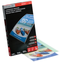 Swingline GBC Clear Fusion EZUse LongLife Legal-Size Speed Thermal Laminating Pouches