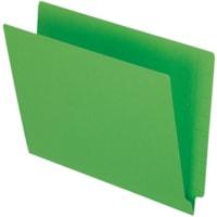 Pendaflex Green Coloured Straight Tab Letter-size (8 1/2