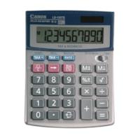Calculatrice pour taxes et ventes Canon, 10 caractères numériques