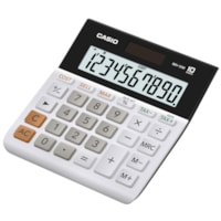 Calculatrice de bureau à 10 chiffres Casio
