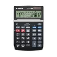 Calculatrice portative TS-120TS Canon, 12 caractères numériques