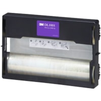 3M DL1001 Dual Cool Laminating Refill Cartridge, 5.0 mil, 12