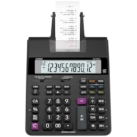 Casio HR-200RC Printing Calculator, Black