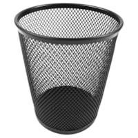 Winnable Black Mesh Pencil Cup