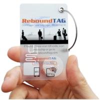 ReboundTAG Microchip Luggage-tag
