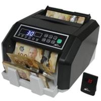 Compteuse de billets électrique commerciale avec dispositif de détection des faux billets Royal Sovereign (ES210)