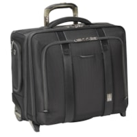Travelpro Executive Choice 2 Wheeled Carry-On Laptop Briefcase, Black