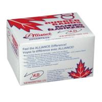 Bandes élastiques Alliance, nº 32, 1/8 po x 3 po, boîte de 175