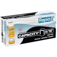 Rapid High-Capacity Staples, 5/16