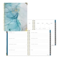 Blueline 12-Month Weekly/Monthly Planner, 9 1/4