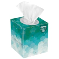 Mouchoirs blancs 2 épaisseurs Kleenex