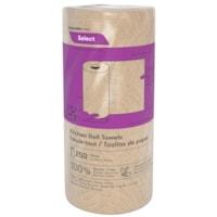 Cascades PRO Select 2-Ply Paper Towels, Natural, 250 Sheets/RL, 12/CS